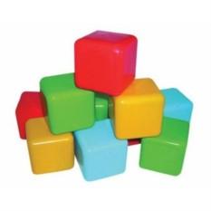 Цветные детские кубики