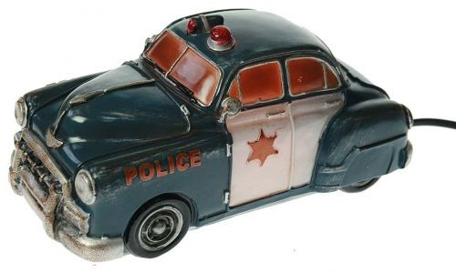 Декоративный светильник Полицейская машина