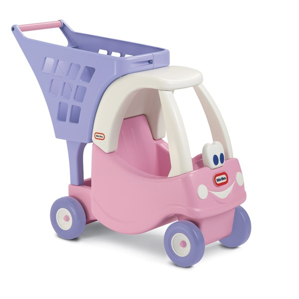 Розовая каталка LittleTikes