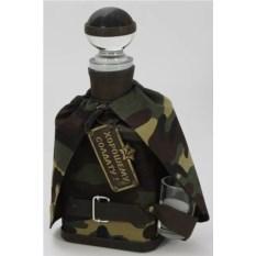 Сувенирная бутыль Офицер