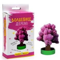 Набор для выращивания кристаллов «Дерево розовое»
