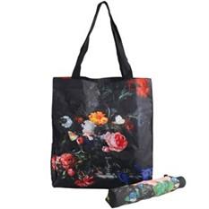 Набор «Цветы» (зонт и сумка для шопинга)
