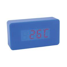 Многофункциональные часы, с датой будильником и термометром