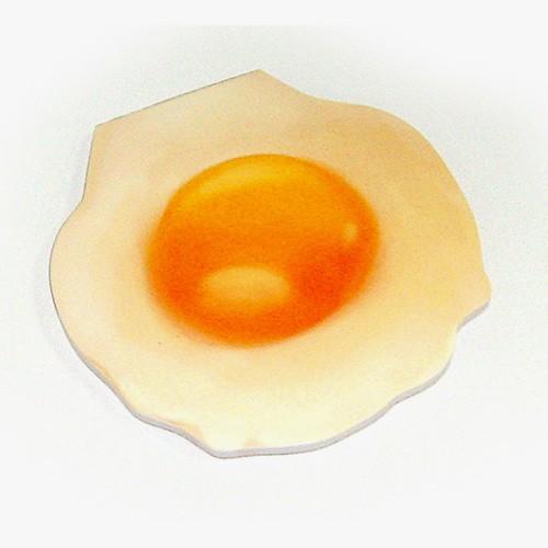 Блокнот в виде яичницы