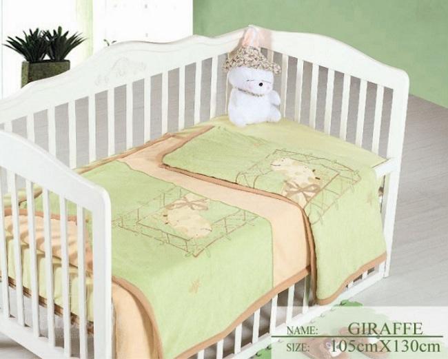 Плед детский Giraffe 105х130