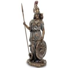 Статуэтка Афина. Богиня мудрости и справедливой войны