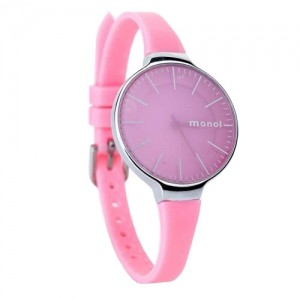 Часы Monol misty (розовые)