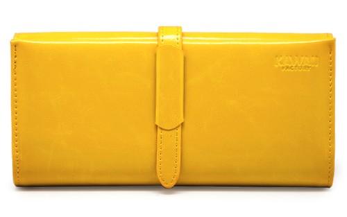 Жёлтый кошелек Lady
