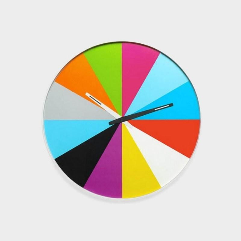 Настенные часы Multicolor
