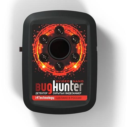 Детектор скрытых видеокамер Bughunter Dvideo Nano