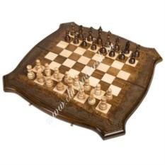 Резные шахматы и нарды Лоза
