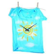 Голубые часы «Рубашка»
