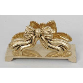 Салфетница из бронзы Virtus «Бантик»