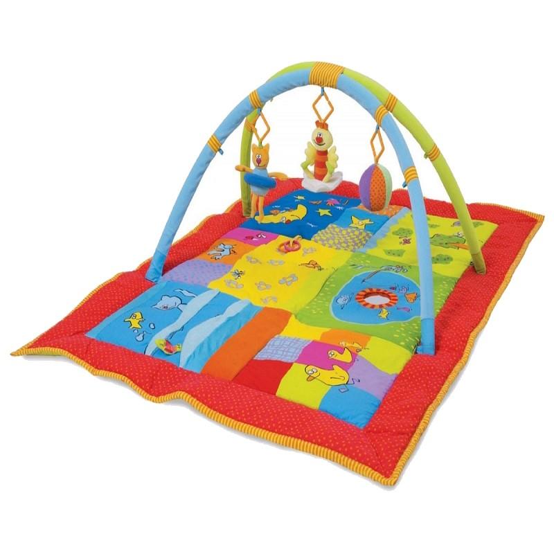 Развивающий коврик 2 в 1 (Taf Toys)