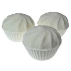 Шарики для ванны в виде маффинов Козье молоко