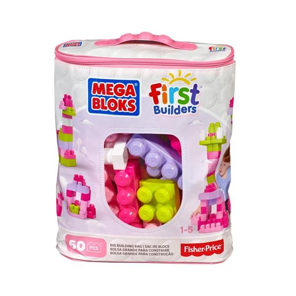 Конструктор из 60 деталей Mega Bloks от Mattel