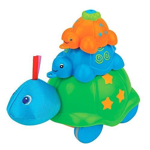 Развивающая игрушка-каталка Парад черепах, K's Kids