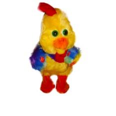 Механическая поющая и танцующая игрушка Петушок