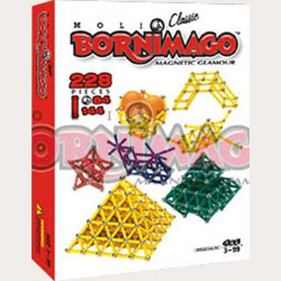 Магнитный конструктор BORNIMAGO