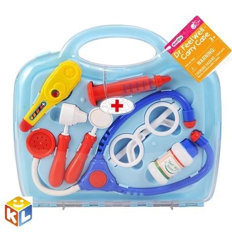 Набор доктора в чемоданчике Playgo