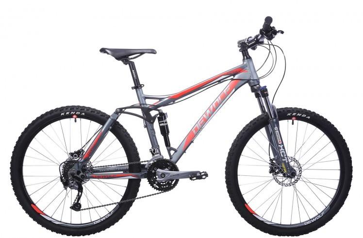 Горный велосипед Dewolf COVAX 1 (2016)