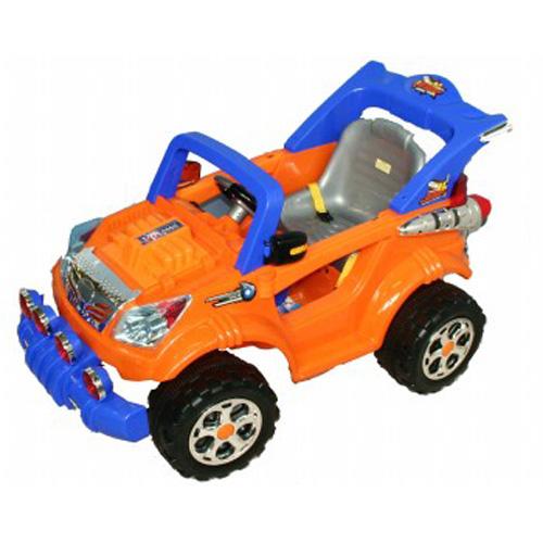 Джип на аккумуляторе Orange