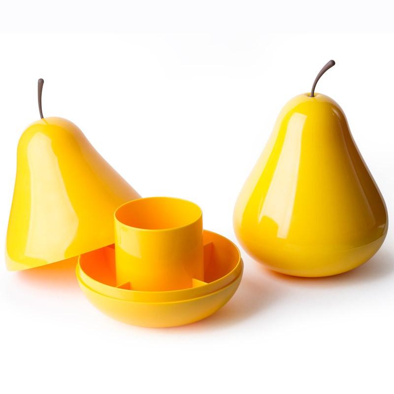 Органайзер Pear желтый
