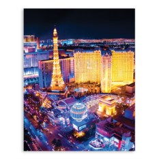 Постер Вечерний город