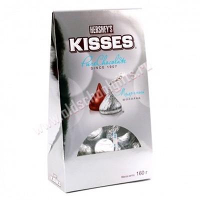 Шоколадные конфеты Hersheys Kisses
