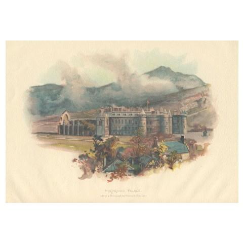 «Холирудский дворец»