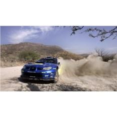 Заезд в роли штурмана на Subaru Impreza (2 круга)