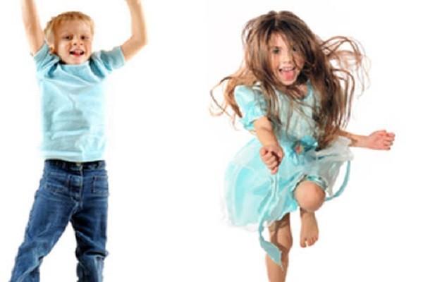 Подарочный сертификат на 4 или 8 занятий танцами для детей