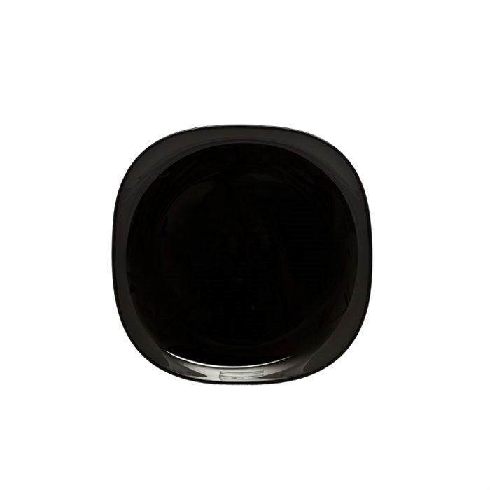 Суповая тарелка Luminarc Yalta Black H3905, 20 см