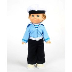 Озвученная кукла Митя моряк