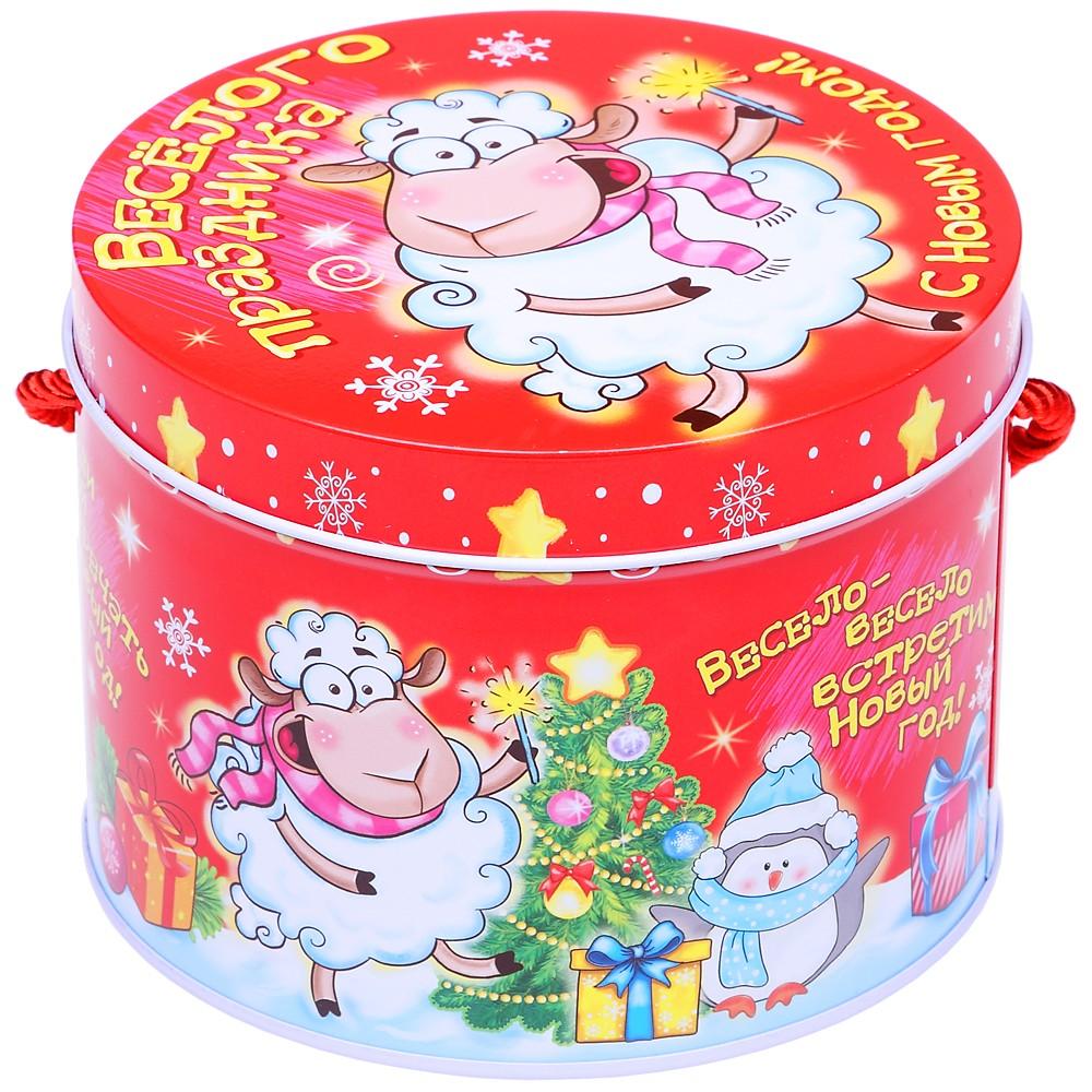 Подарочная упаковка «Веселого праздника!»