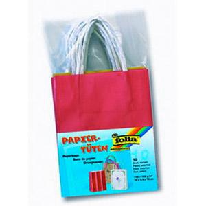Бумажные сумочки для декорирования