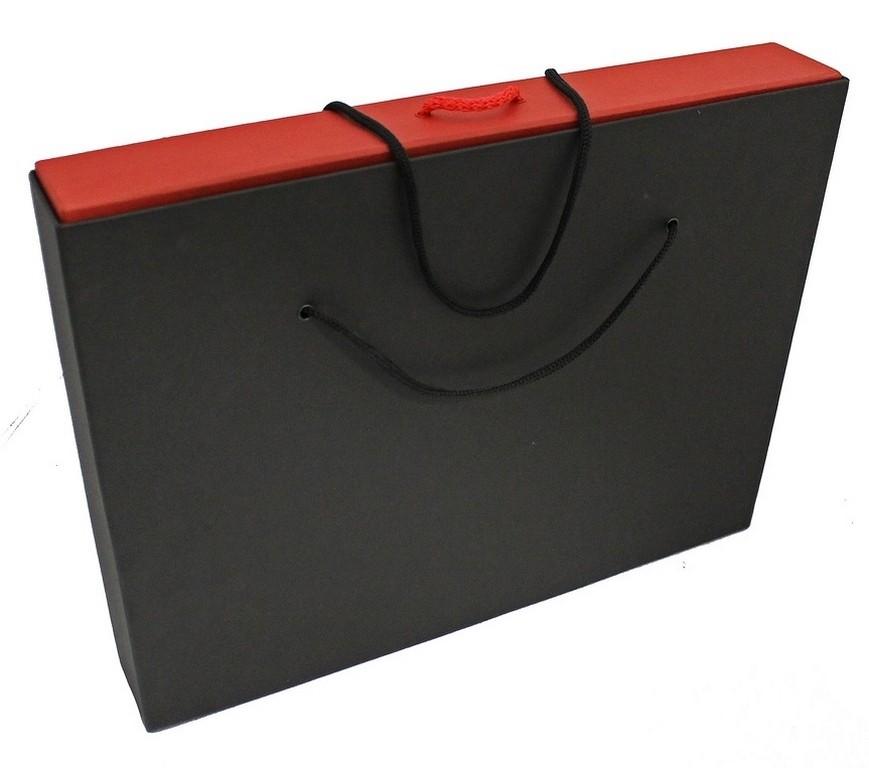 Подарочный футляр для книги Портфель выдвижной мега