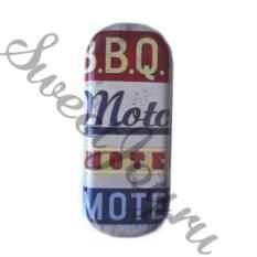 Жестяной футляр Motel