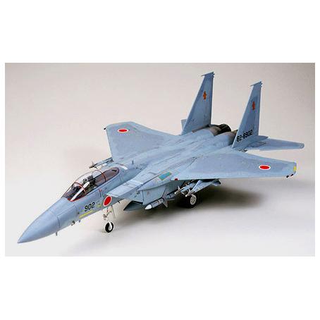 Сборная модель McDonnell Douglas F-15J Eagle
