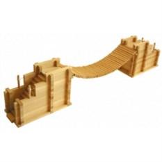 Конструктор Сказочный мост (239 деталей)