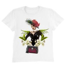Женская футболка FUR FUR