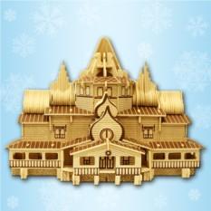 Конструктор «Домик Дедушки Мороза»