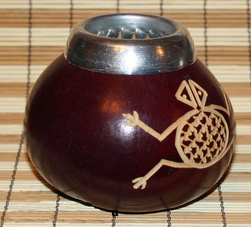 Калебас из тыквы «Майя»