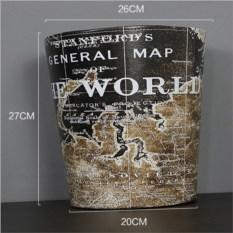 Декоративное ведро The World