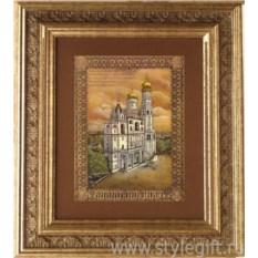 Панно-гравюра Иван Великий