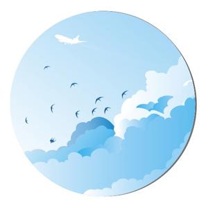 Коврик для мышки «Небо»