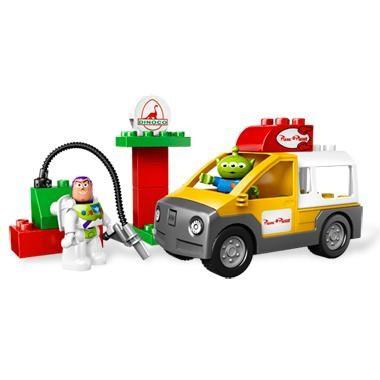 Lego Duplo «Грузовик — Планета Пицца»