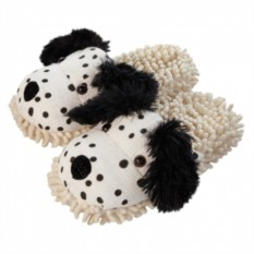 Тапочки Dalmation Fuzzy Friends