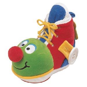 Развивающая игрушка «Ботинок»