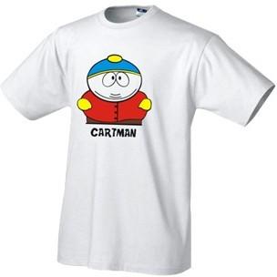 Футболка Cartman South Park